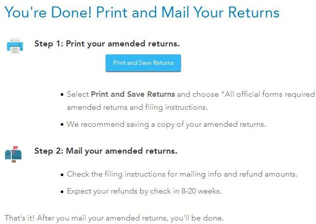 How Long Does It Take To Get Your Amended Tax Return Back? Where's My amended Refund?